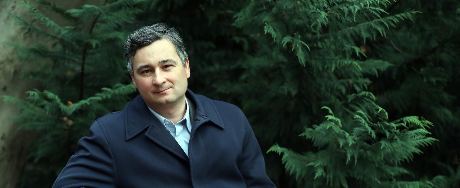"""Hetesi Zsolt: """"Összeomolhat az emberi civilizáció"""" - ClimeNews - Hírportál"""