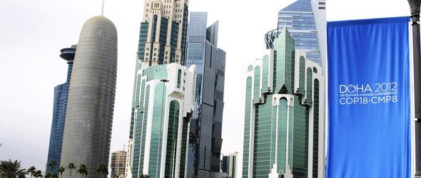 Dohában - Megkezdődött a 18. ENSZ Klímaváltozási Konferencia   ClimeNews