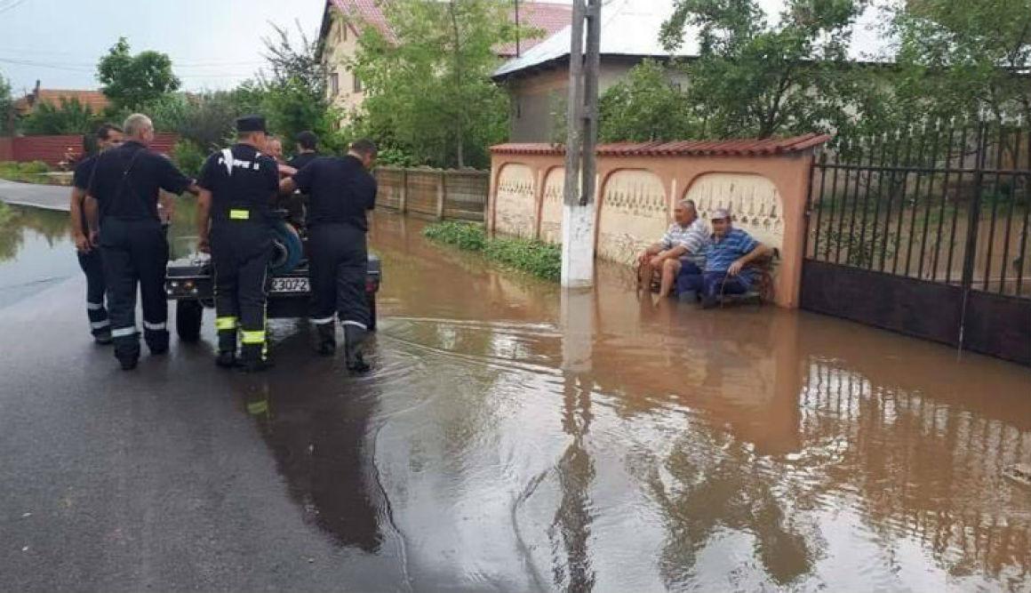 Drámai a helyzet Romániában az esőzések miatt | ClimeNews - Hírportál