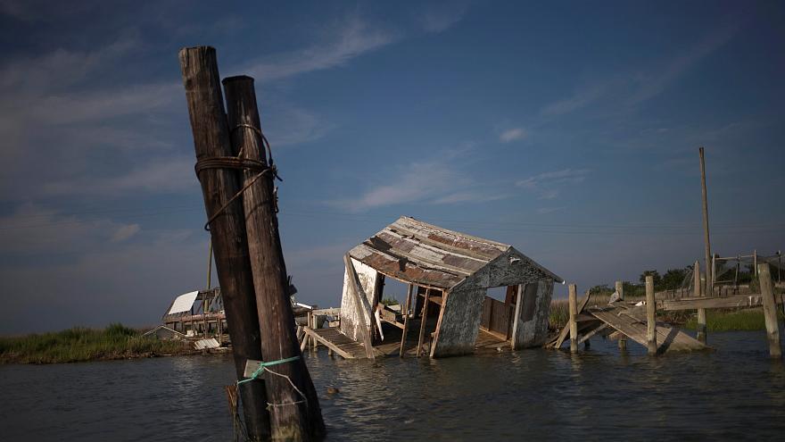 Évente 25 millióan válnak földönfutóvá a klímaváltozás miatt   ClimeNews - Hírportál