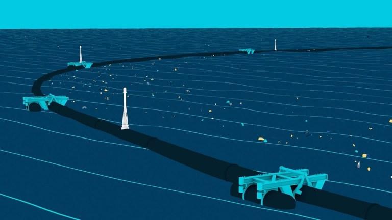 Hamis biztonságérzetet ad az óceáni szemét begyűjtése | ClimeNews - Hírportál