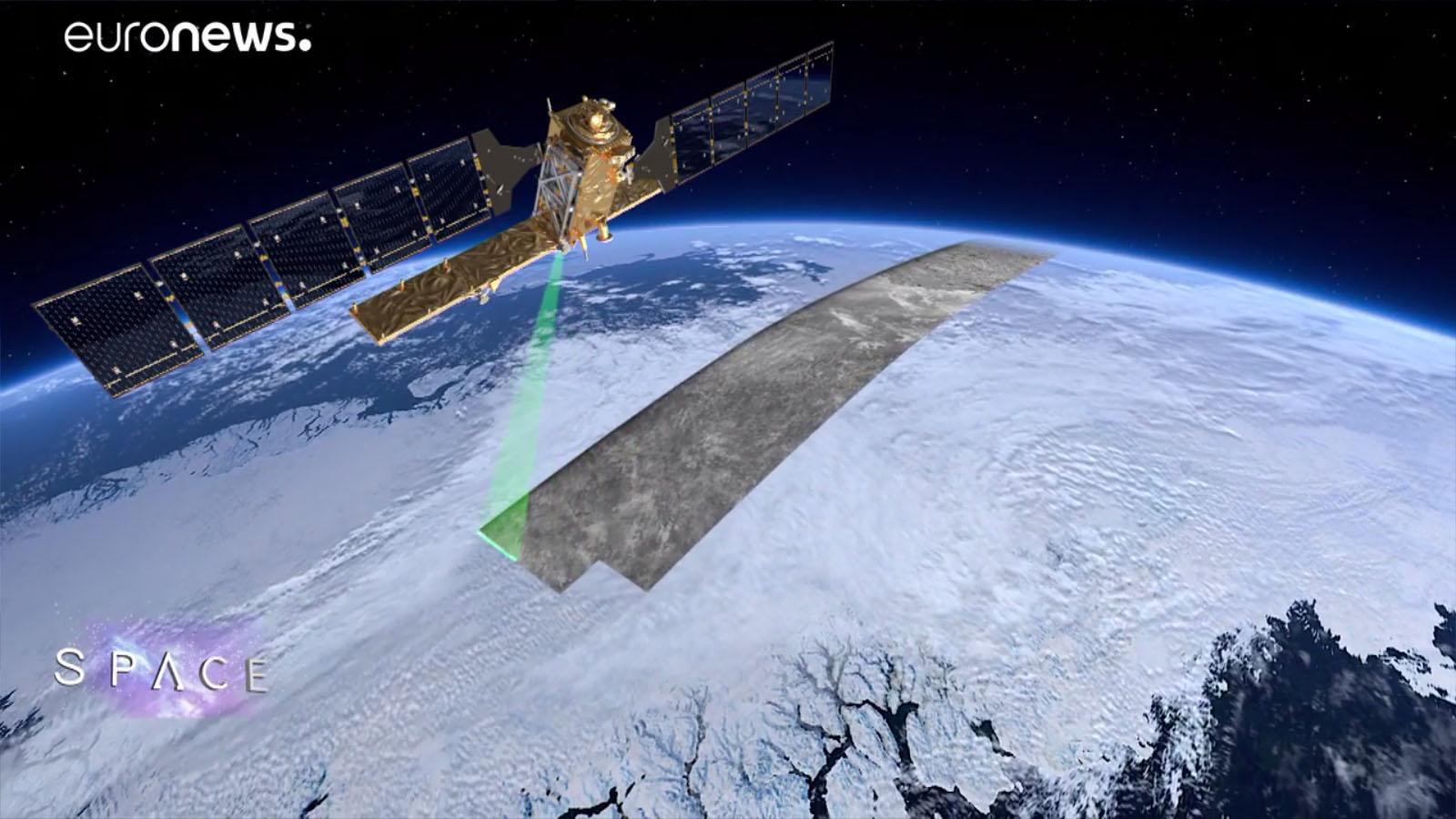 Műholdakkal a globális felmelegedés nyomában | ClimeNews - Hírportál
