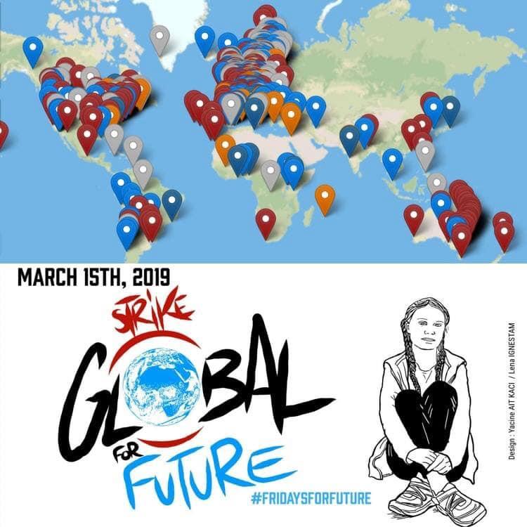 Világméretűvé nőtte ki magát az iskola helyett sztrájk mozgalom | ClimeNews