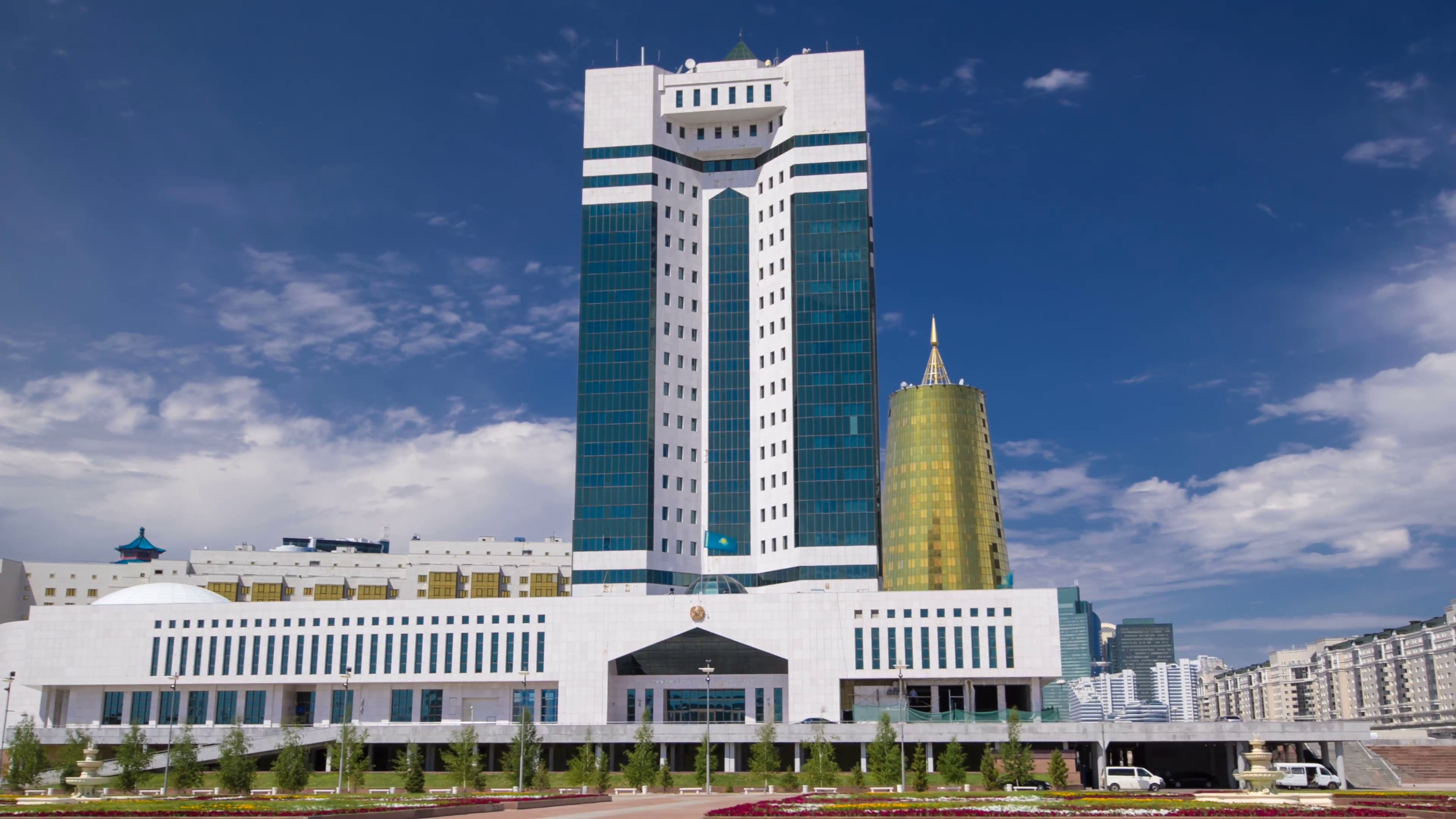 """Kazahsztán a """"zöld"""" gazdaságban"""
