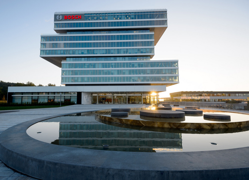 A Bosch egy év alatt karbonsemleges lesz   ClimeNews - Hírportál