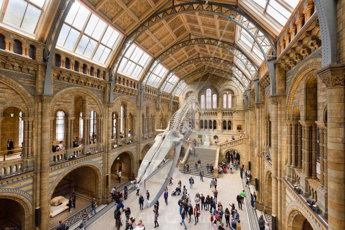 Megrázó szavak egy új korszak premierje előtt   A beszéd helyszíne, a Londoni Természettudományi Múzeum aulája - ClimeNews