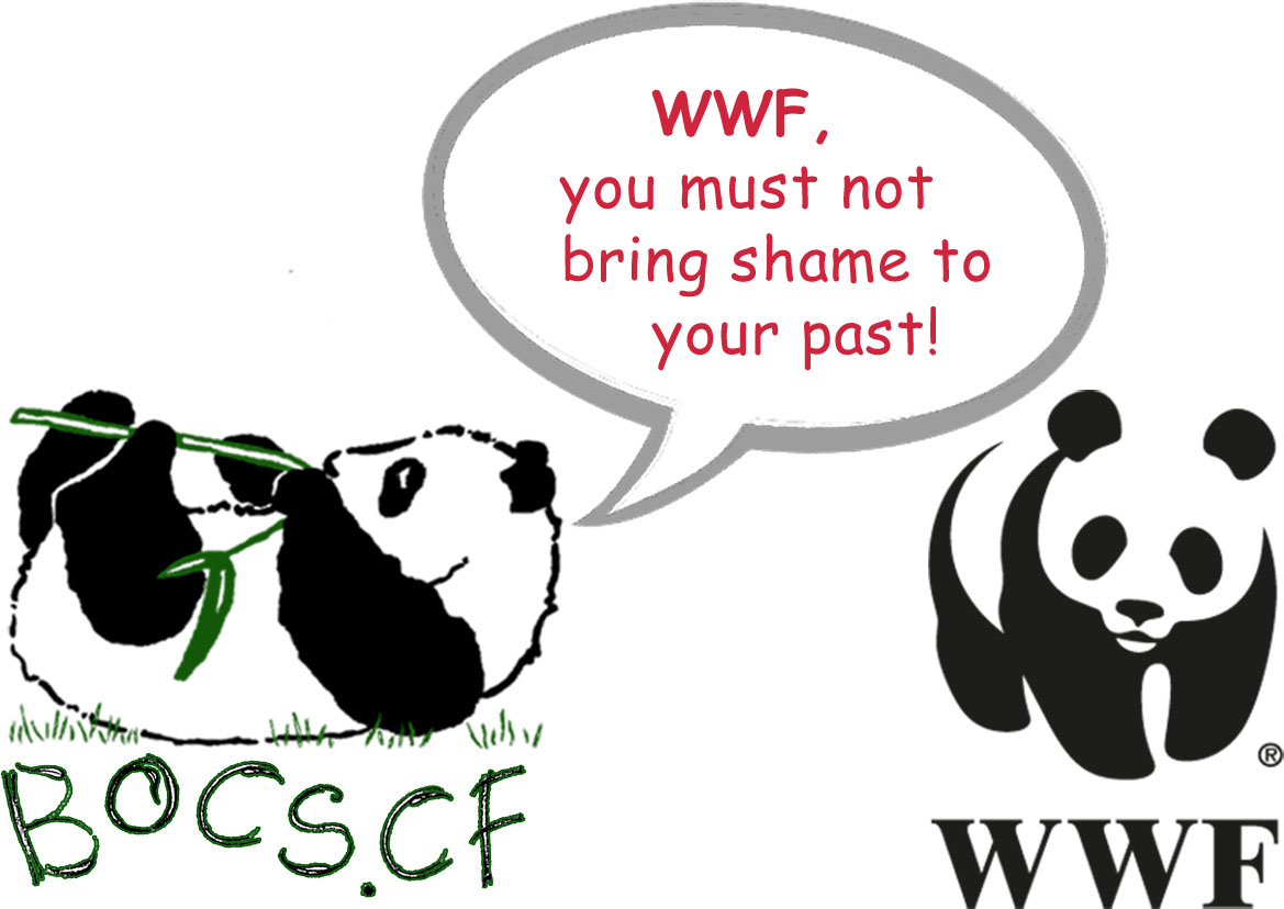 Does WWF blame Hungarians with the blindfolds on? | ClimeNews