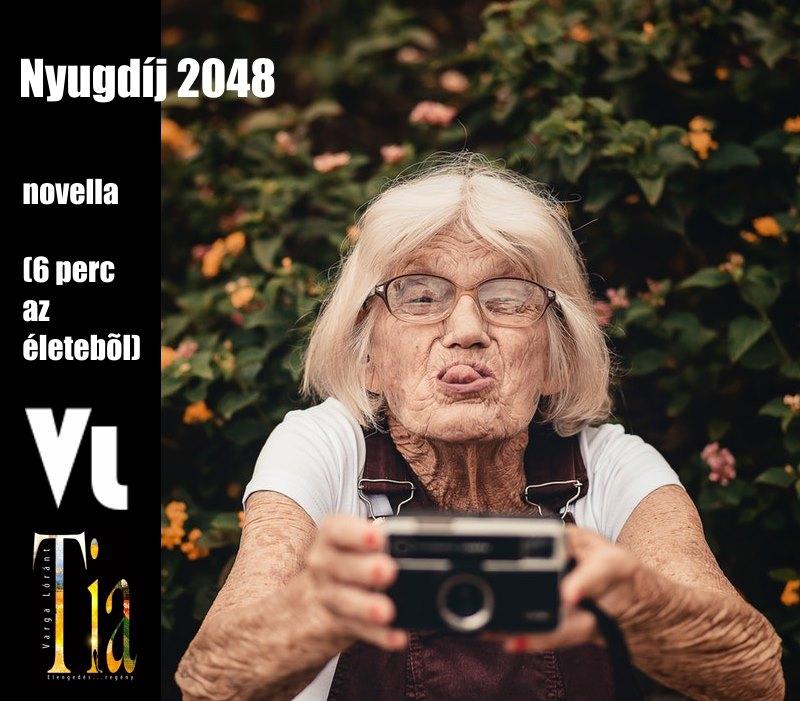 Varga Lóránt - Nyugdíj 2048 | ClimeNews - Hírportál