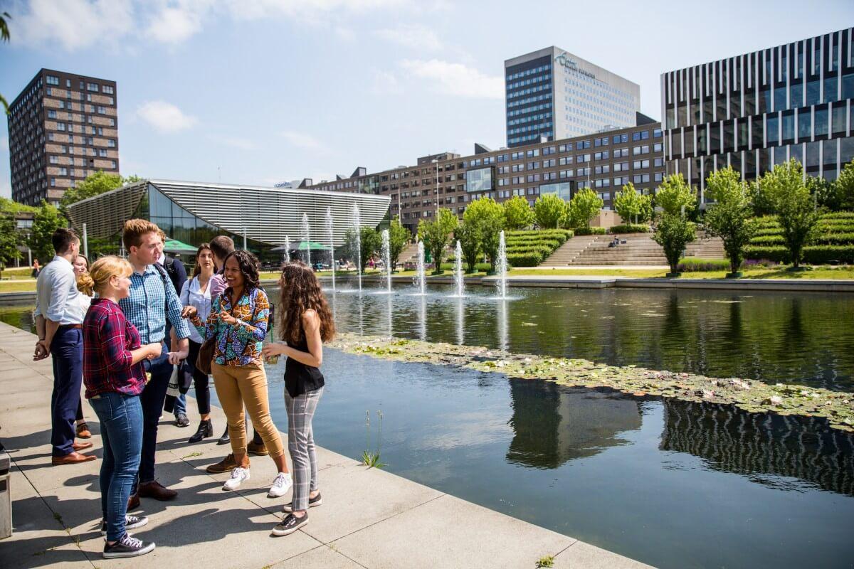 Karbonsemleges irány az Erasmus University Rotterdam-nál   ClimeNews - Hírportál