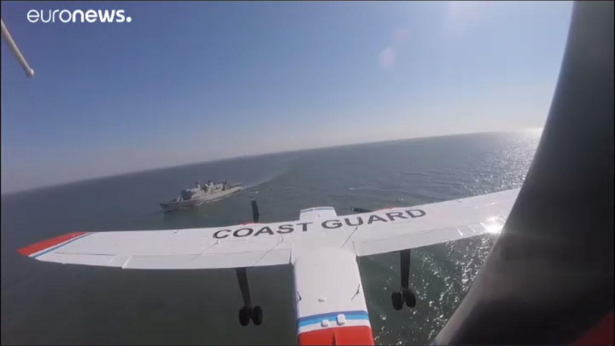 Szimatjárat ellenőrzi a hajók szennyezését | ClimeNews - Hírportál