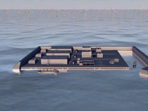 Energiaszigetet épít Dánia az Északi-tengerre | ClimeNews