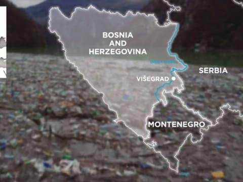 Illegális hulladéktelepek szemete a folyókon | ClimeNews - Hírportál