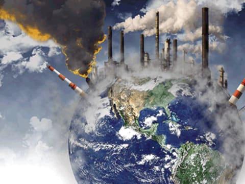 Honnan származnak a globális üvegházhatásúgáz-kibocsátások?