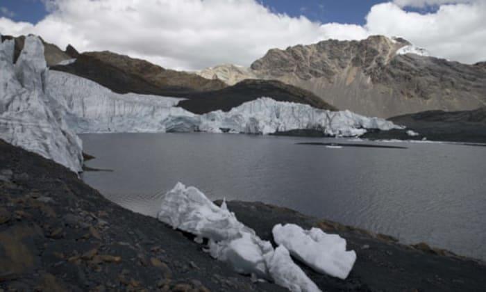 A jeges tavak milliókat fenyegetnek árvízzel   ClimeNews