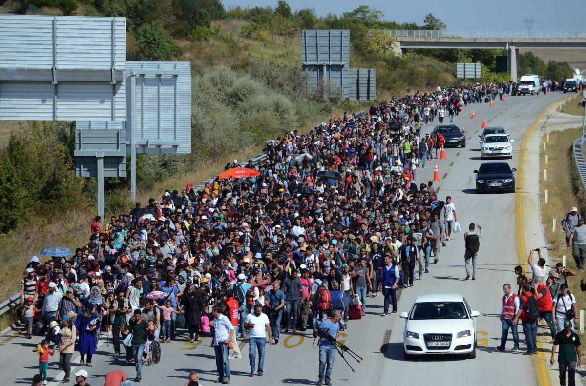Bevándorlás, szegénység a világban