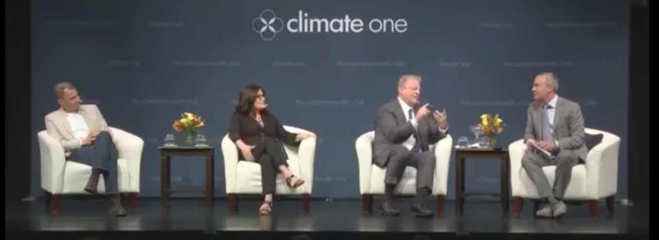 Al Gore a túlnépesedésről