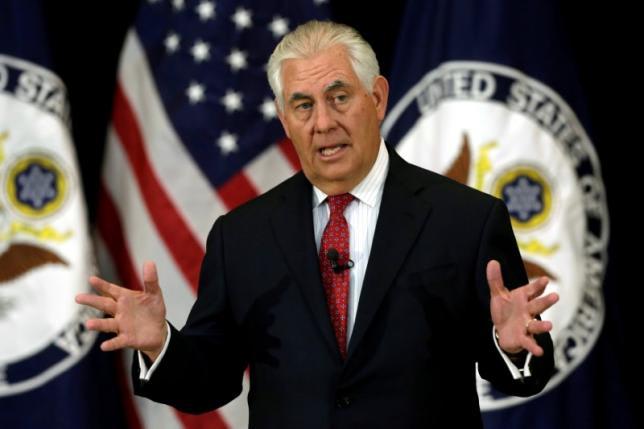 Rex Tillerson aláírt egy megállapodást, amely elismerte a párizsi éghajlat-változási megállapodást