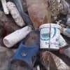Több száz köbméter Román és Ukrán szemetet hozott a tiszai árhullám | ClimeNews