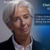 """Vannak gyerekeim, vannak unokáim"" - Christine Lagarde"