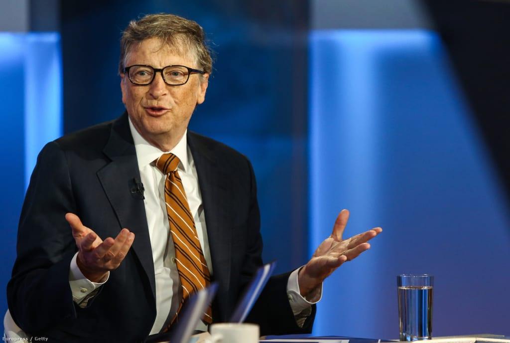 Bill Gates: 15 évünk van, hogy megmentsük a bolygót - ClimeNews
