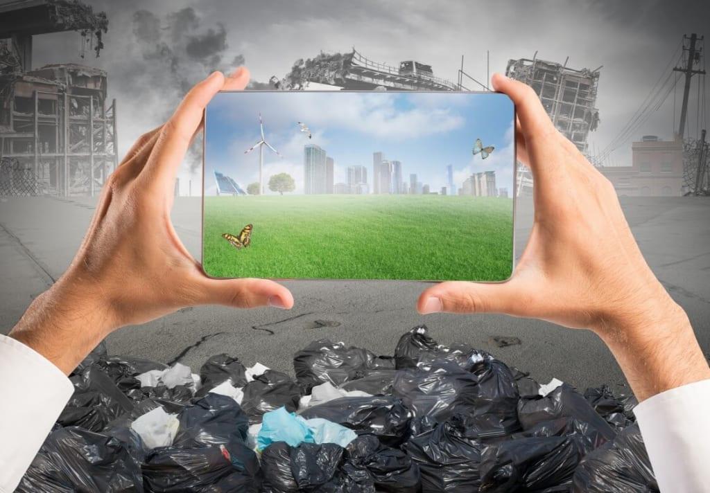 A 2015-ös év is karbonsemlegesre sikerült a Telekomnak - Forrás: Green Home Los Angeles - ClimeNews