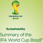 FIFA sponsor2014 VB | FIFA VB 2014 sustainability | ClimeNews - Hírportál