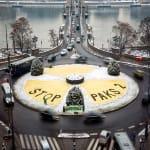 Hungary Greenpeace Protest