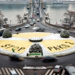 Hungary Greenpeace Protest