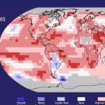 NOAA-2016-junius-homersekleti-rekord - Több globális rekord is megdőlt! - ClimeNews
