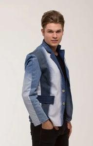 Férfi zakó kék | Rethy Fashion | ClimeNews