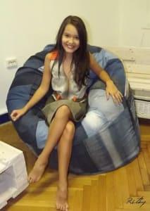 Babzsák fotel | Rethy Fashion | ClimeNews