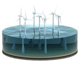Szélerőmű - Különböző energiatermelési módok karbonlábnyoma - ClimeNews