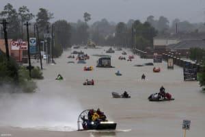 A Harvey Texasban pusztított Fotó: Adrees Latif / REUTERS