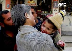 Mideast Syria - A klímaváltozás is okolható a háborúk kirobbanásáért? - ClimeNews