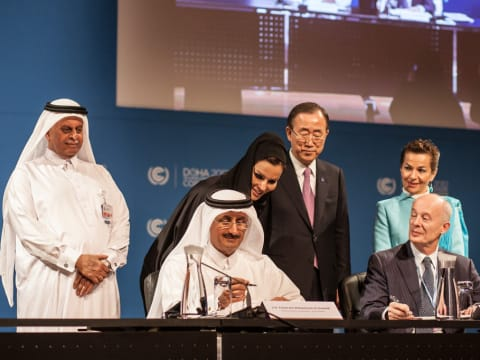 Doha: új kezdet vagy az érdemi döntések újbóli elhalasztása?   ClimeNews