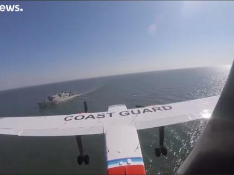 Szimatjárat ellenőrzi a hajók szennyezését   ClimeNews - Hírportál