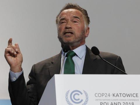 Schwarzenegger: Trump mesüge, mert semmit nem tesz a klímaváltozás ellen | ClimeNews - Hírportál