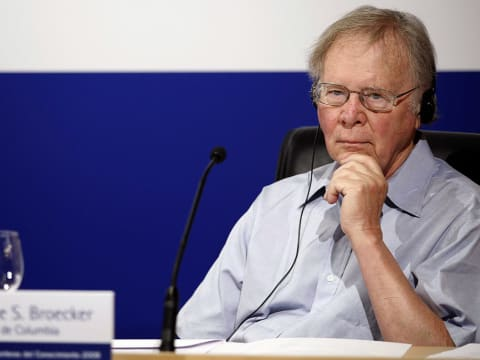 Wallace_Smith_Broecker_Meghalt a klímatudomány nagyapja | ClimeNews - Hírportál