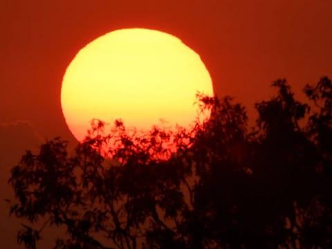 Valóság a hő és a páratartalom potenciálisan halálos kimenetelű növekedése