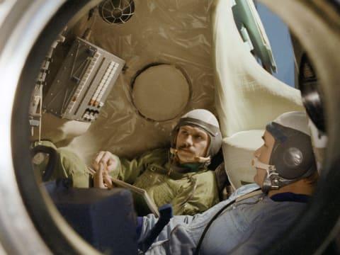 40 évvel ezelőtt startolt az űrbe Farkas Bertalan | ClimeNews