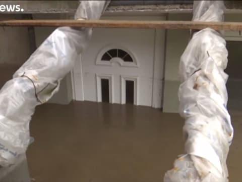 Pusztító árvizek Szerbiában, Romániában | ClimeNews Hírportál