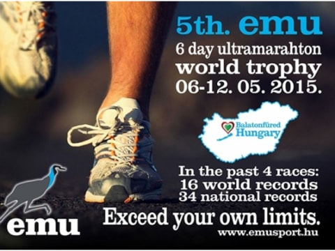 5th. emu - Ultramarathon Világkupa! - ClimeNews - EMU - Carbon Neutralizálja az iCC