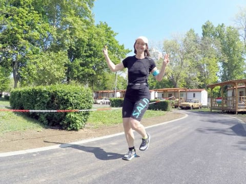 48 órás rekordok az EMU 6 napos futóversenyén   ClimeNews - Hírportál