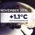 Novemberi klímajelentés