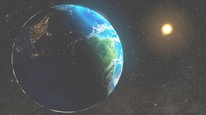 Az elmúlt 40 évben a napsugárzás a valójában kissé csökkent | ClimeNews