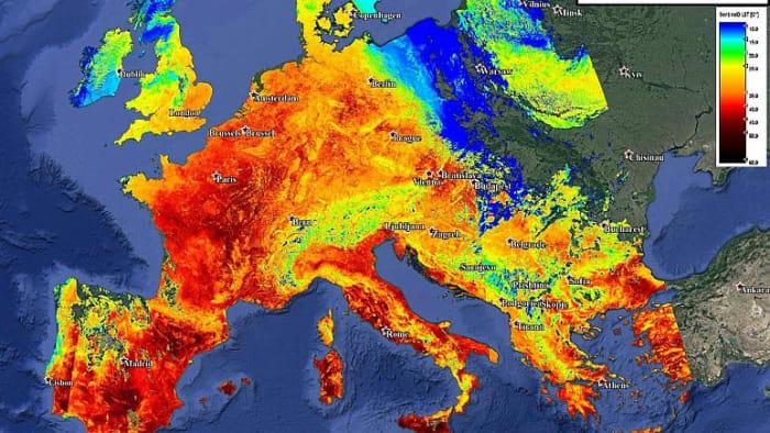 Ez nem sci-fi. Ez a klímaváltozás realitása | ClimeNews - Hírportál