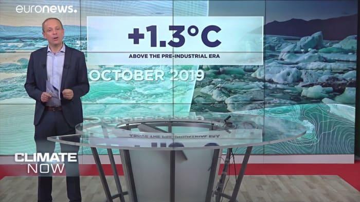 Az átlaghőmérséklet 1.3 Celsius-fokkal haladta meg az ilyenkor szokásos | ClimeNews