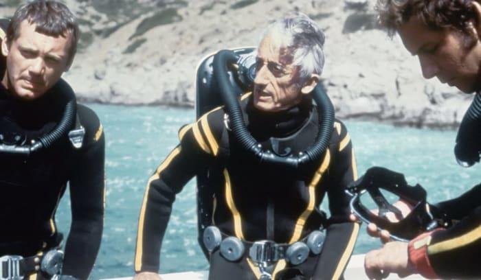 Cousteau kapitány évszázada   ClimeNews Hírportál