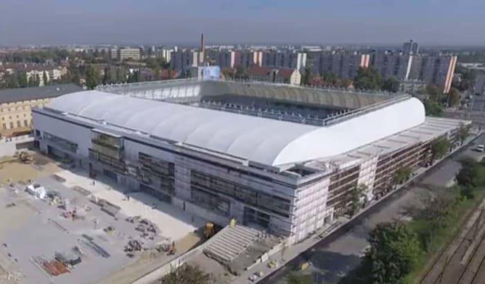 Úgy megszaggatta a vihar a 7,5 milliárdos MTK stadiont, mintha bagóért készült volna   ClimeNews