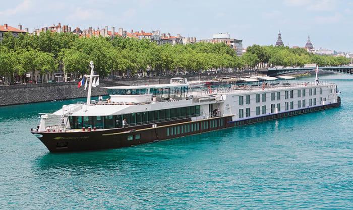A hajózás visszássága az európai folyókon - ClimeNews - Hírportál